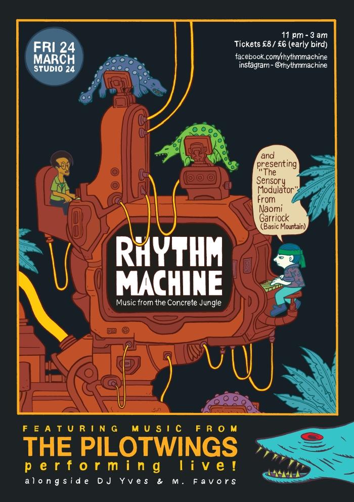 rhythmmascolor
